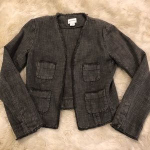 Club Monaco Tweed Blazer